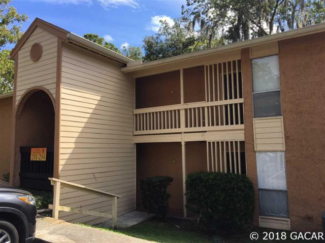 1810 NW 23rd Boulevard #233, Gainesville, FL 32605 (MLS #418642) :: Bosshardt Realty