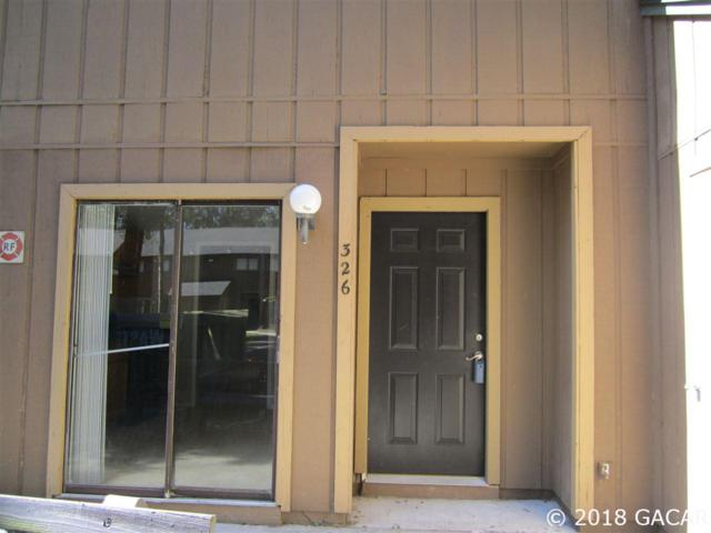 507 NW 39th Road #326, Gainesville, FL 32607 (MLS #418645) :: Bosshardt Realty