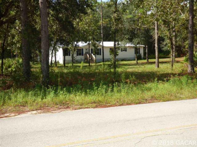 10690 NE 88 Lane, Bronson, FL 32621 (MLS #418650) :: Bosshardt Realty