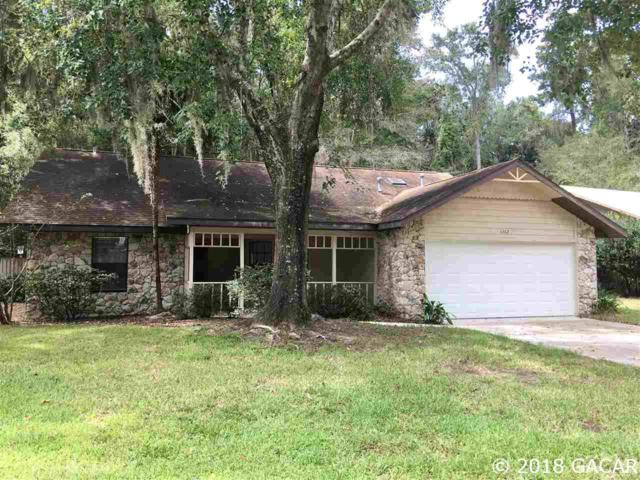 4362 NW 61st Terrace, Gainesville, FL 32606 (MLS #418705) :: Bosshardt Realty