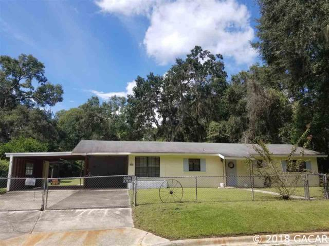 1724 SE 49th Drive, Gainesville, FL 32641 (MLS #418707) :: Florida Homes Realty & Mortgage