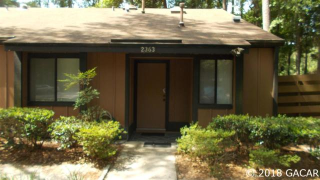 2363 NW 45th Lane, Gainesville, FL 32605 (MLS #418737) :: Pepine Realty