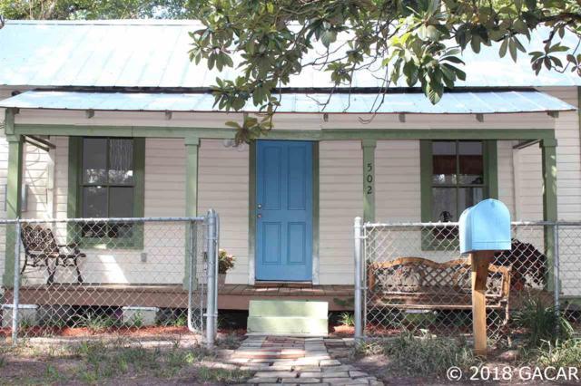 502 NW 6 Avenue, Gainesville, FL 32601 (MLS #418813) :: Bosshardt Realty