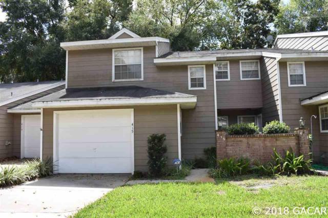 415 NW 50th Boulevard, Gainesville, FL 32607 (MLS #418821) :: Bosshardt Realty