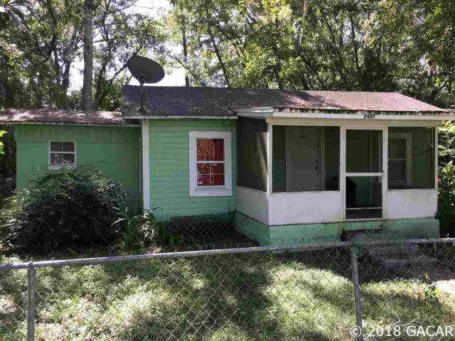 2407 NE 4th Avenue, Gainesville, FL 32653 (MLS #418937) :: Florida Homes Realty & Mortgage