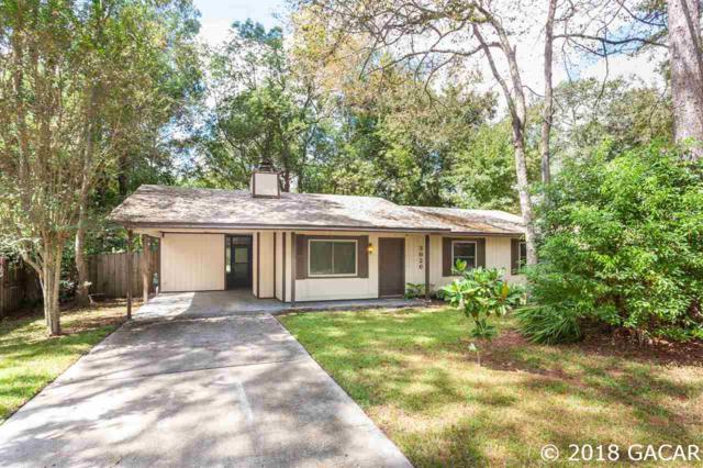 3626 NW 22nd Terrace, Gainesville, FL 32605 (MLS #418968) :: Florida Homes Realty & Mortgage