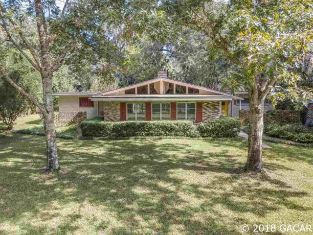 318 SE Wacahoota Road, Micanopy, FL 32667 (MLS #419005) :: Rabell Realty Group