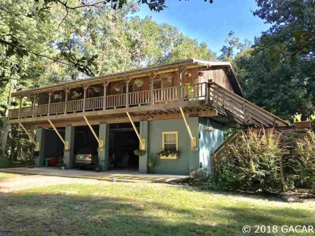 636 SW Rattlesnake Glen, Ft. White, FL 32038 (MLS #419014) :: Bosshardt Realty