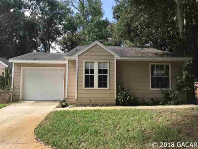 442 NW 48th Boulevard, Gainesville, FL 32607 (MLS #419052) :: Bosshardt Realty