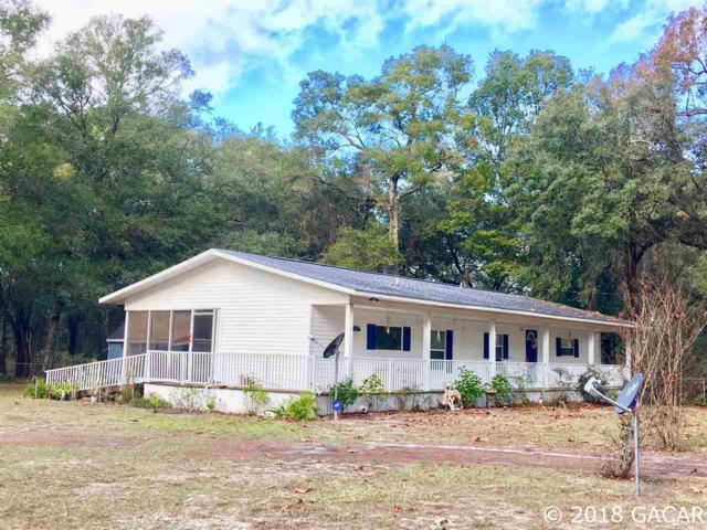 14490 NW Old Fannin Road Road, Trenton, FL 32693 (MLS #419144) :: Bosshardt Realty