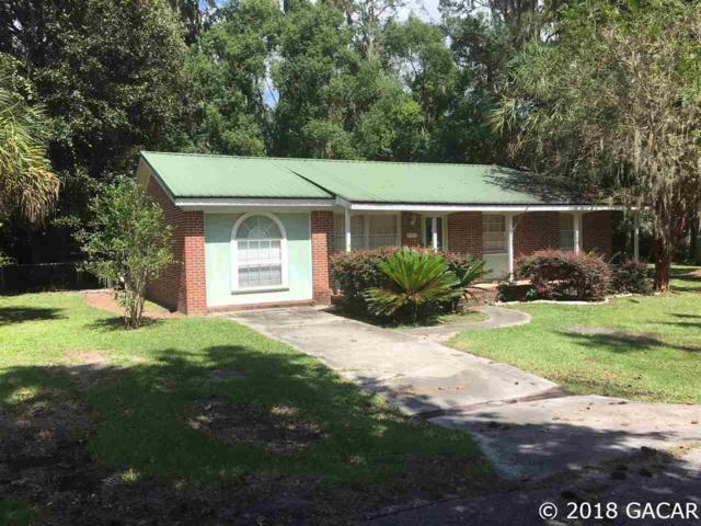355 SE 2nd Street, Lake Butler, FL 32054 (MLS #419185) :: Bosshardt Realty