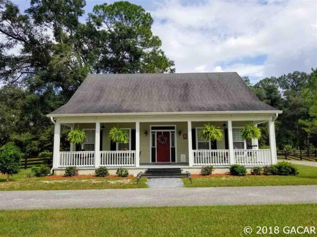 20029 NW 257 Terrace, High Springs, FL 32643 (MLS #419189) :: Rabell Realty Group