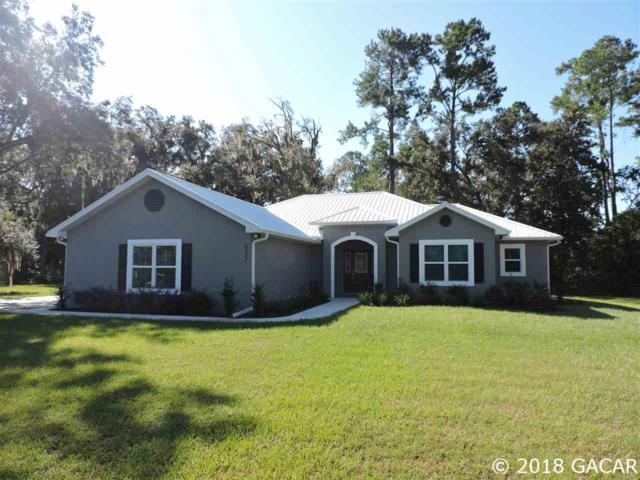 837 NW 3RD Avenue, Williston, FL 32696 (MLS #419220) :: Florida Homes Realty & Mortgage