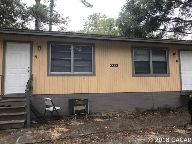 2222 SE 36th Terrace, Gainesville, FL 32641 (MLS #419281) :: Rabell Realty Group