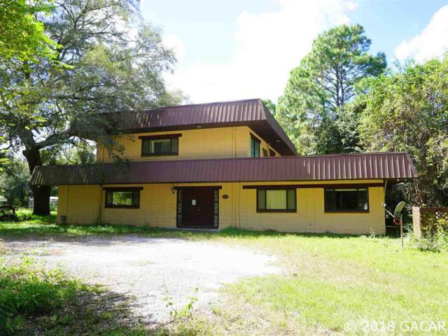 8509 SE 69th Terrace, Trenton, FL 32693 (MLS #419288) :: Bosshardt Realty