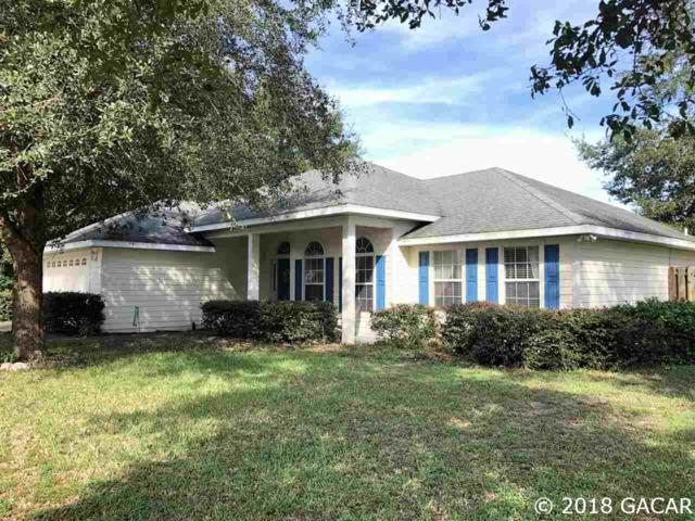 25164 NW 9TH Road, Newberry, FL 32669 (MLS #419318) :: Bosshardt Realty
