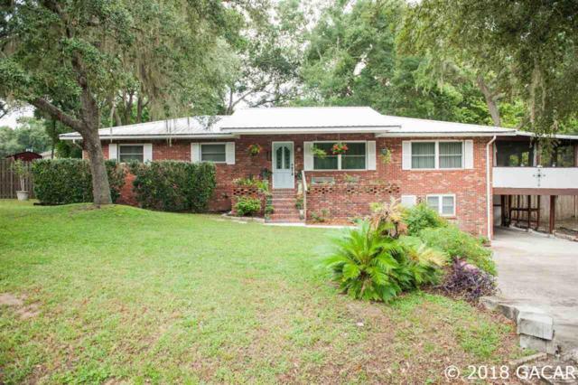 360 Nightingale Street, Keystone Heights, FL 32656 (MLS #419341) :: Rabell Realty Group