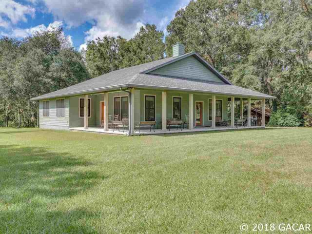 25310 NW 227th Drive, High Springs, FL 32643 (MLS #419359) :: Rabell Realty Group