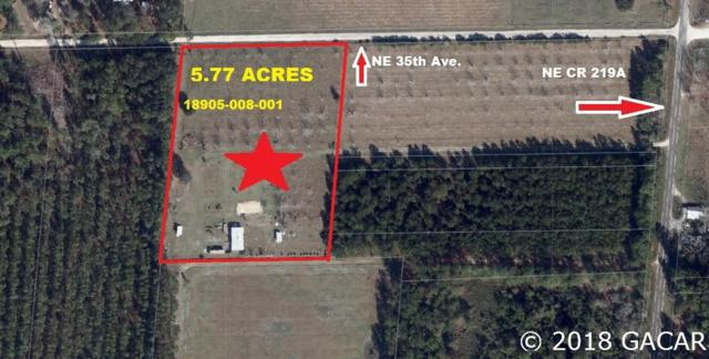 00 NE 35th Ave, Melrose, FL 32666 (MLS #419407) :: Bosshardt Realty