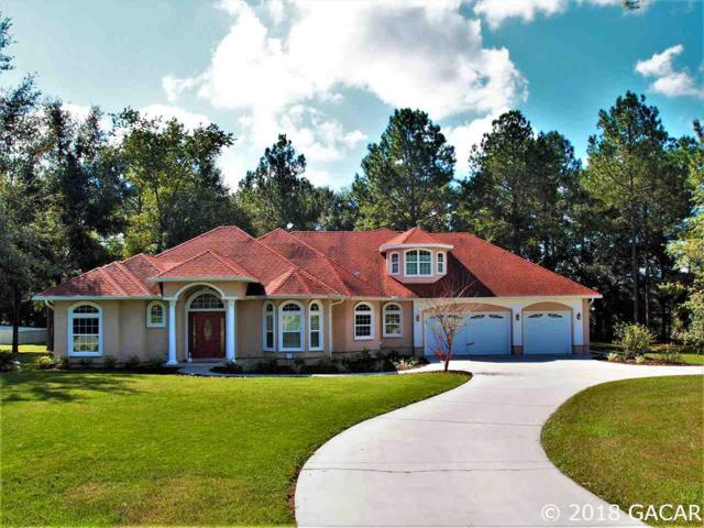 20775 NW 159th Lane, High Springs, FL 32643 (MLS #419420) :: Rabell Realty Group