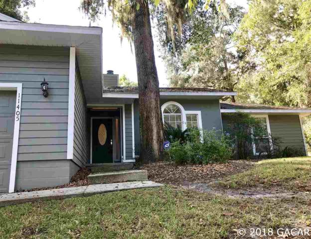 11405 NW 36TH Avenue, Gainesville, FL 32606 (MLS #419427) :: Florida Homes Realty & Mortgage