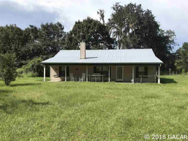 19837 SW County Road 237, Brooker, FL 32622 (MLS #419490) :: Bosshardt Realty