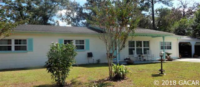 2105 NW 36TH Drive, Gainesville, FL 32605 (MLS #419497) :: Bosshardt Realty