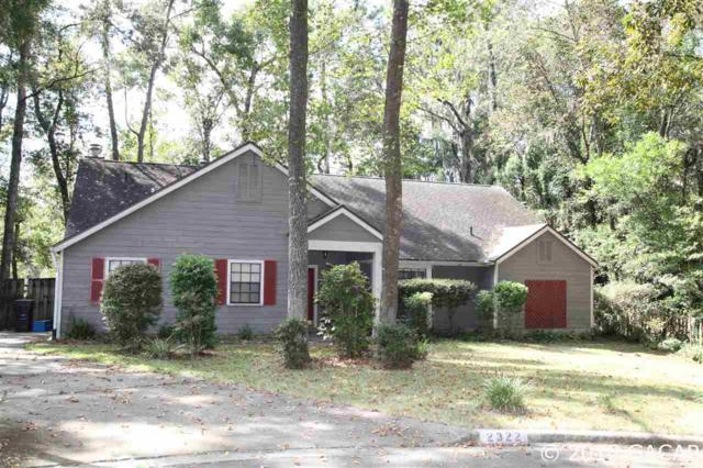 2322 NW 60TH Way, Gainesville, FL 32606 (MLS #419509) :: Thomas Group Realty