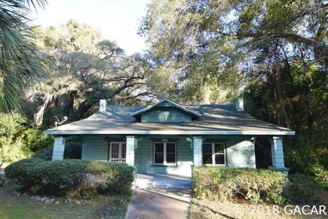 18732 NW 243 Terrace, High Springs, FL 32643 (MLS #419548) :: Pepine Realty