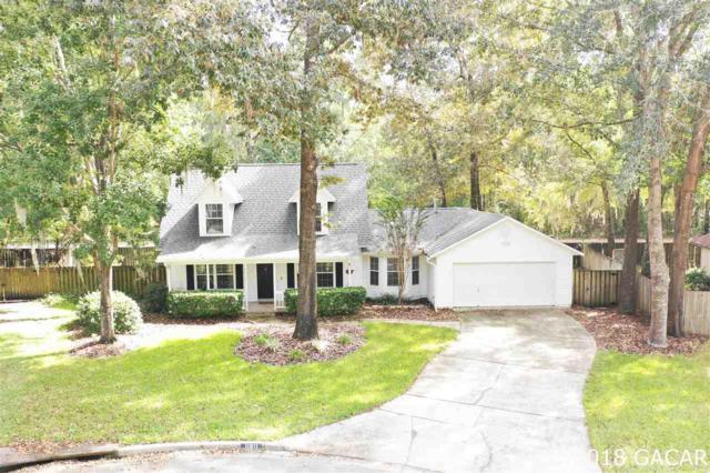 11511 NW 13th Lane, Gainesville, FL 32606 (MLS #419577) :: Pristine Properties