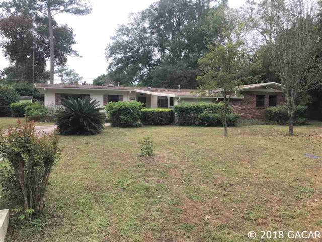3703 NW 22nd Place, Gainesville, FL 32605 (MLS #419582) :: OurTown Group