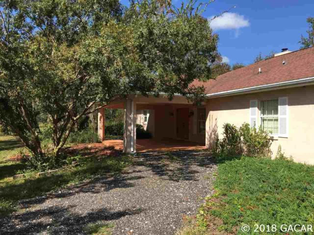 11751 SE 16 Lane, Morriston, FL 32668 (MLS #419614) :: Pristine Properties