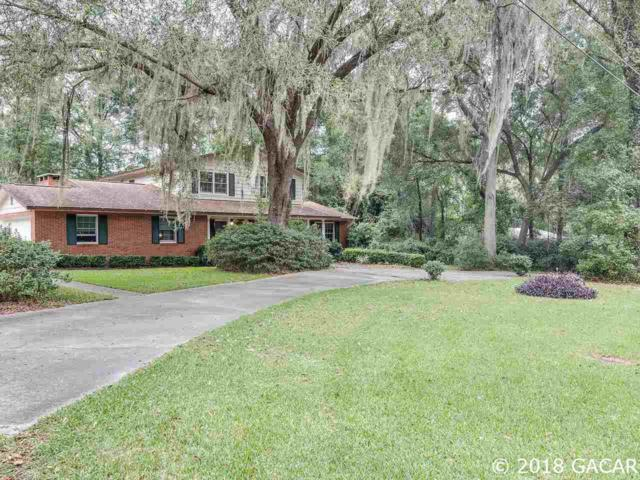 416 SW 80th Boulevard, Gainesville, FL 32607 (MLS #419671) :: Abraham Agape Group