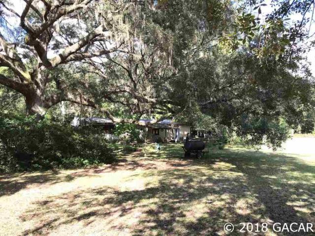 1186 NE 188 Avenue, Old Town, FL 32680 (MLS #419716) :: Bosshardt Realty