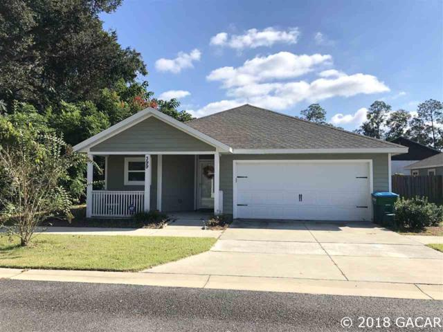 399 SW 251ST Street, Newberry, FL 32669 (MLS #419735) :: Thomas Group Realty