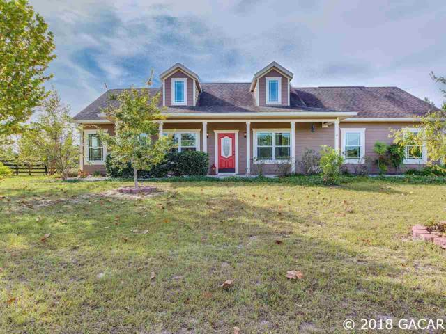 25263 NW 140th Lane, High Springs, FL 32643 (MLS #419871) :: Bosshardt Realty