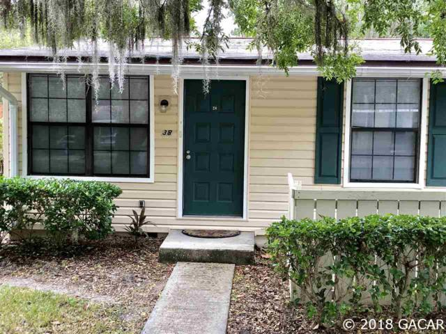 2490 SW 14TH Drive #38, Gainesville, FL 32608 (MLS #419881) :: Florida Homes Realty & Mortgage