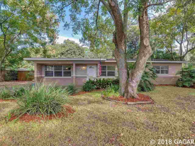 1404 NE 19th Place, Gainesville, FL 32609 (MLS #419915) :: Abraham Agape Group