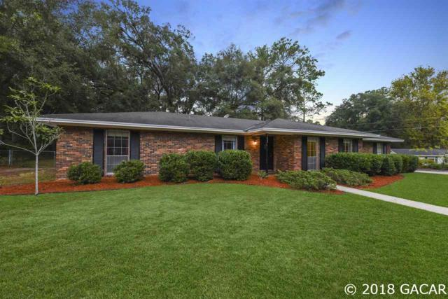 3622 NW 46TH Place, Gainesville, FL 32605 (MLS #419964) :: Bosshardt Realty