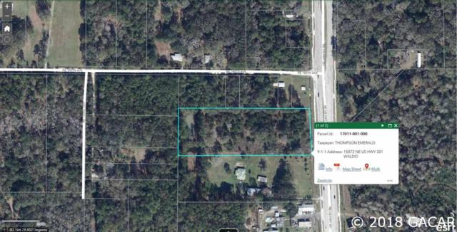 15872 NE Us Highway 301 Road, Waldo, FL 32694 (MLS #419986) :: Bosshardt Realty