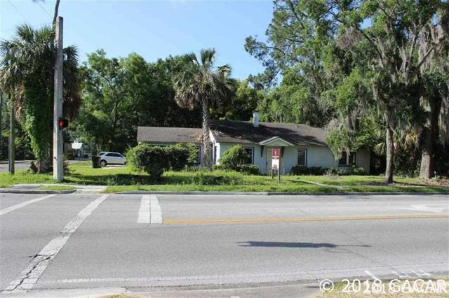 205 NW 16TH Avenue, Gainesville, FL 32601 (MLS #420008) :: Bosshardt Realty