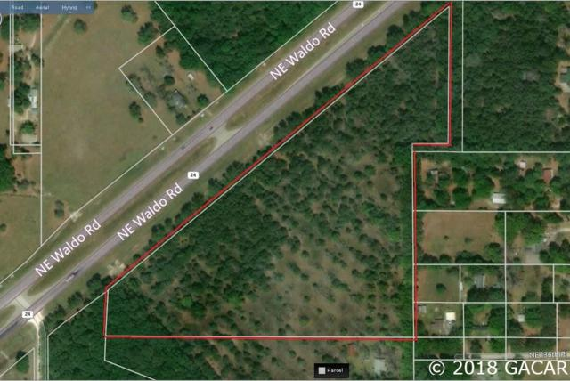 TBD *13800* NE Waldo Road, Waldo, FL 32694 (MLS #420061) :: Rabell Realty Group