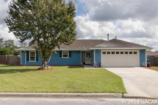 457 NW 233rd Terrace, Newberry, FL 32669 (MLS #420071) :: Thomas Group Realty