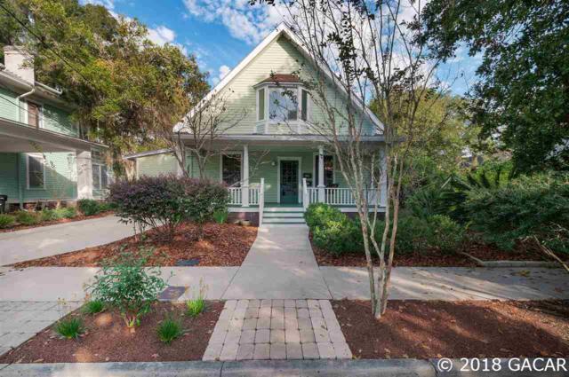 517 NE 4TH Street, Gainesville, FL 32601 (MLS #420121) :: Rabell Realty Group