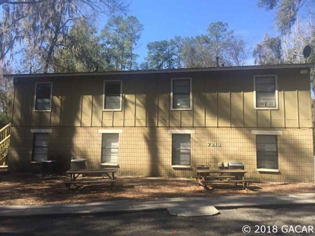 7213 SW 44TH Place, Gainesville, FL 32608 (MLS #420177) :: OurTown Group
