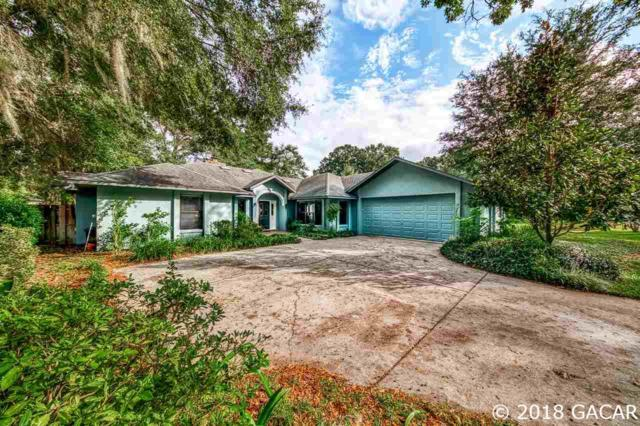 2023 SW 76th Terrace, Gainesville, FL 32607 (MLS #420210) :: Florida Homes Realty & Mortgage