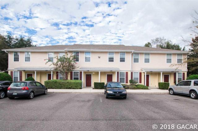 2508 SW 35TH Place #136, Gainesville, FL 32608 (MLS #420236) :: Florida Homes Realty & Mortgage