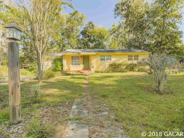 313 NW 34TH Terrace, Gainesville, FL 32607 (MLS #420245) :: Pepine Realty