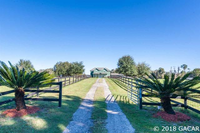 6446 SE 169 Avenue, Micanopy, FL 32667 (MLS #420252) :: Rabell Realty Group