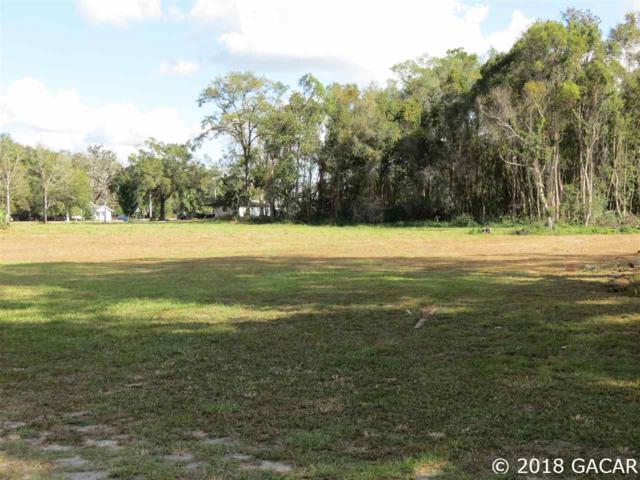 375 W Thrasher Drive, Bronson, FL 32621 (MLS #420255) :: Pristine Properties